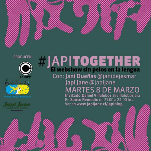 MAR/08/03 Japi Together en vivo 1