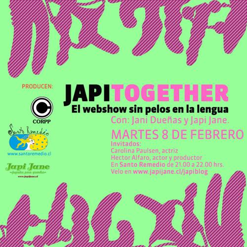 MAR/08/02 Japi Together en Santo Remedio 1