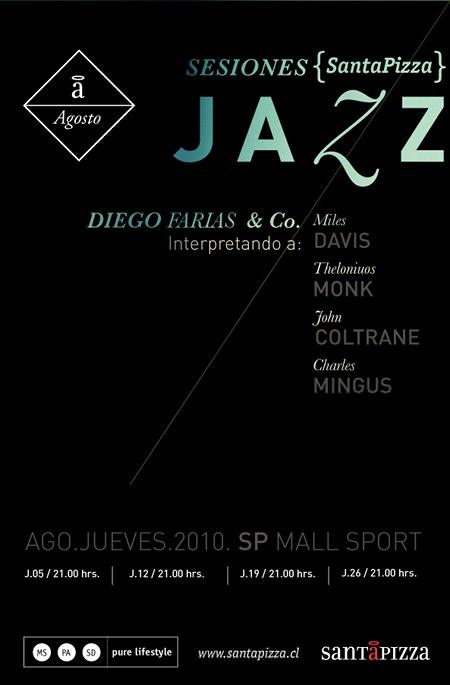 JUE/05/08 Ciclo de jazz 1