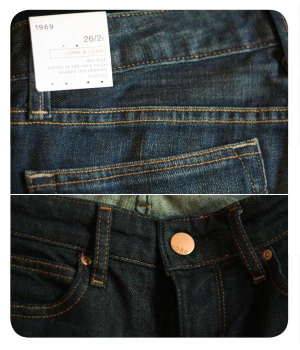 Los jeans Gap y sus calces 2