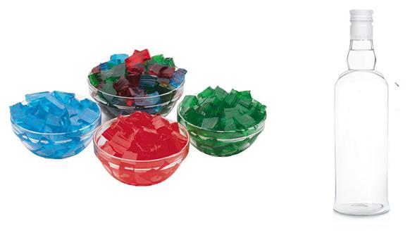 Para celebrar: Jelly shots 1