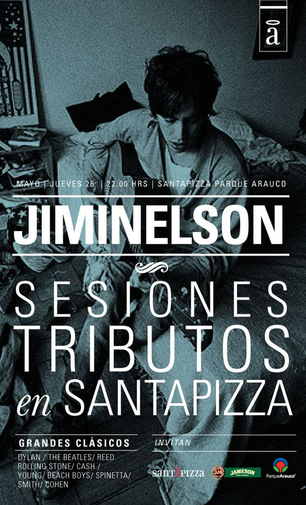 JUE/26/05 Jiminelson en Santapizza 1
