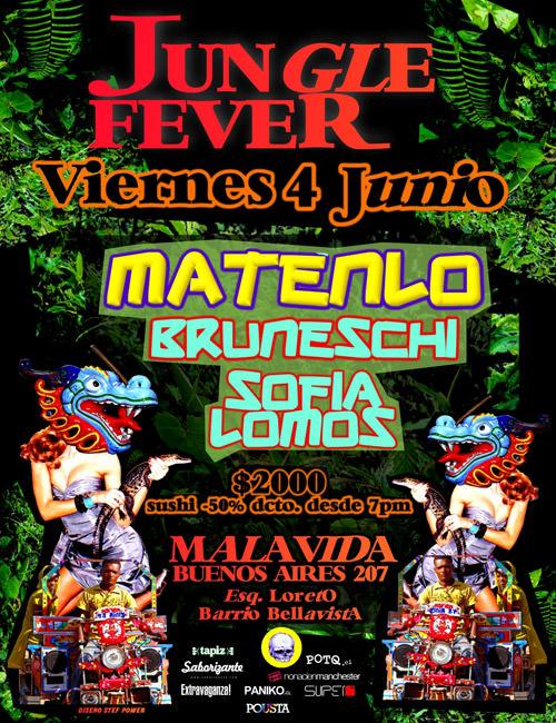 VIE/04/06/10 Jungle Fever 1