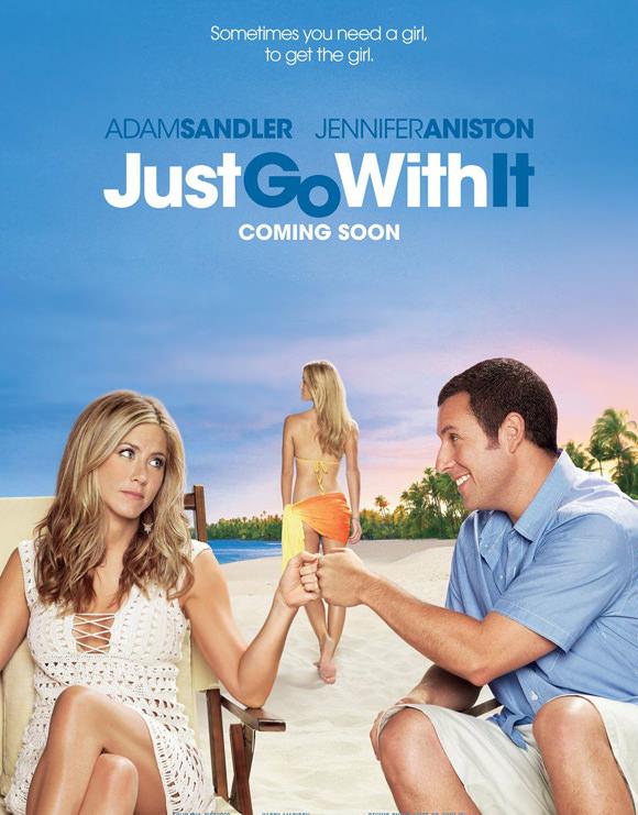 Película de domingo: Just go with it 1