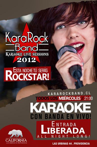 Karaoke Band en Grand California 1