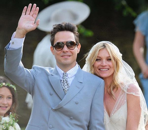 El matrimonio de Kate Moss 1