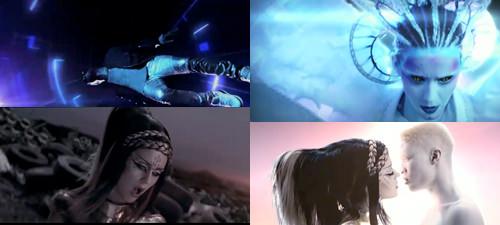 E.T. el video de Katy Perry con Kanye West 1