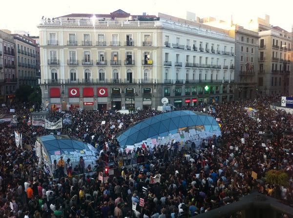 Democracia Real Ya: el ya histórico movimiento español 8