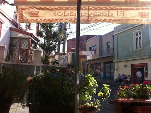 El Desayunador en Valparaíso: la mejor idea 2