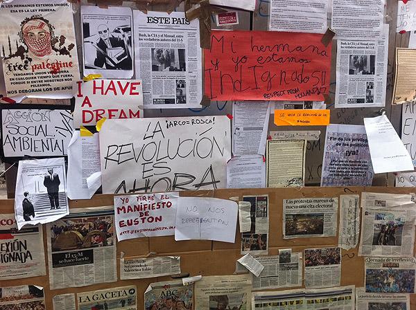 Democracia Real Ya: el ya histórico movimiento español 7