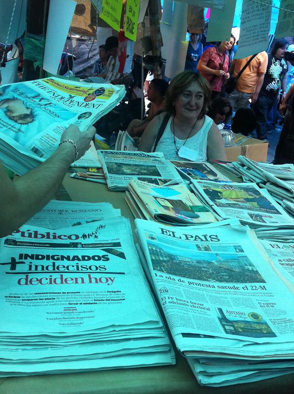 Democracia Real Ya: el ya histórico movimiento español 3