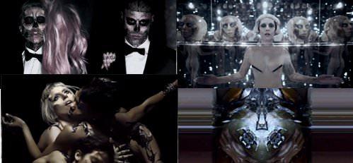 Born this way, nuevo video de Lady Gaga 3