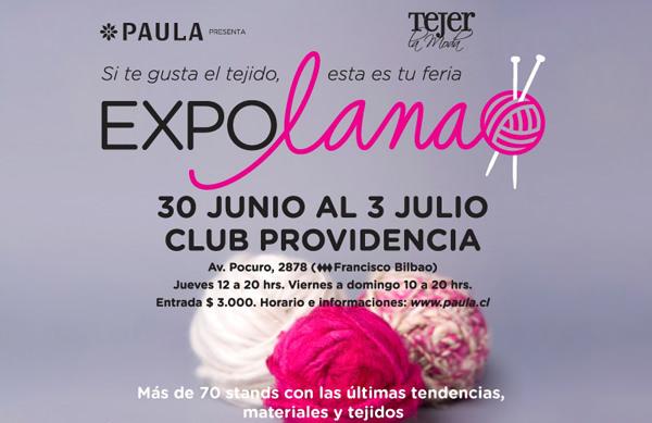 Feria de tejido: Expolana 2011 1