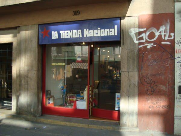 La Tienda Nacional: cultura pop chilena para llevar 1