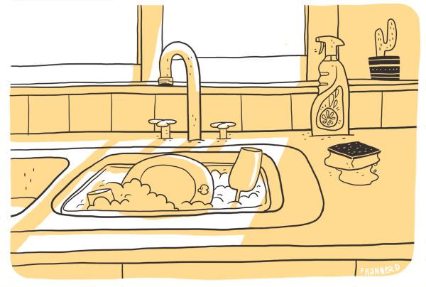 Mamá Obsesiva: La lavaza 1