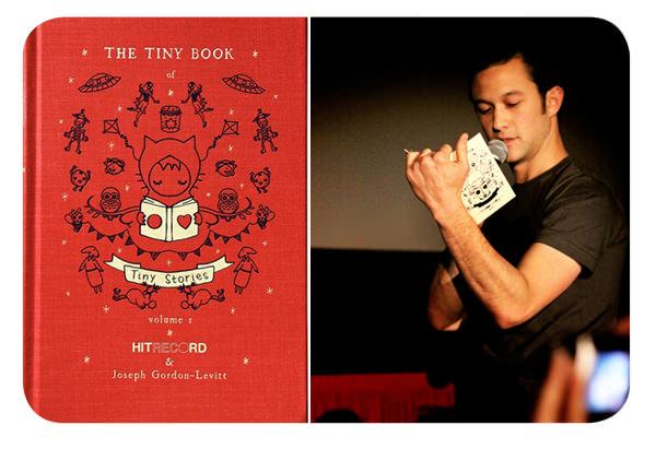 The Tiny Book of Tiny Stories, el libro de Joseph Gordon-Levitt 1