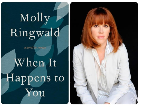 When it happens to you, la novela de Molly Ringwald 1