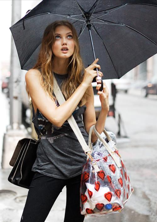 Top model alert: Lindsey Wixson 1