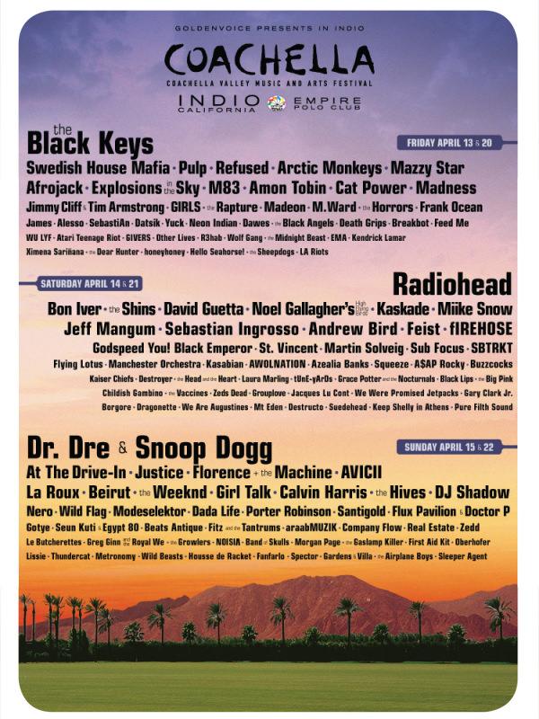 Soñar (y llorar) con Coachella 2012 2