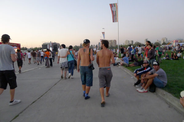 Apuntes día sábado 31 de marzo, Lollapalooza 2012 14