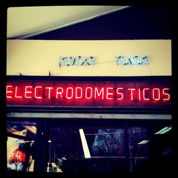 Electrodomésticos, el Frío Misterio y los demos 1