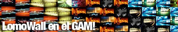 Convocatoria: pared de fotos Lomo en el GAM 1