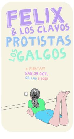 Los Galgos en Chile 1