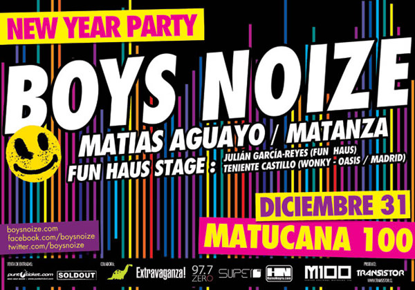 Año nuevo en Matucana 100 1