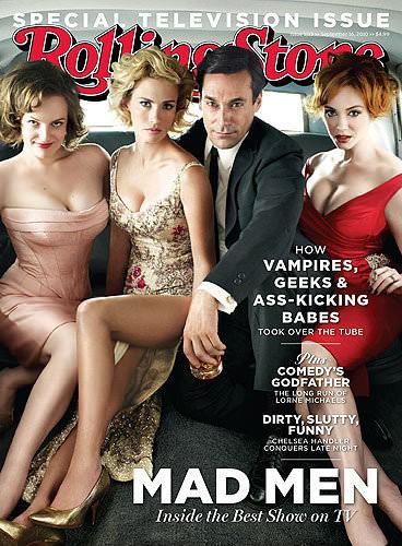 Mad Men y sus detalles en la revista Rolling Stone 6