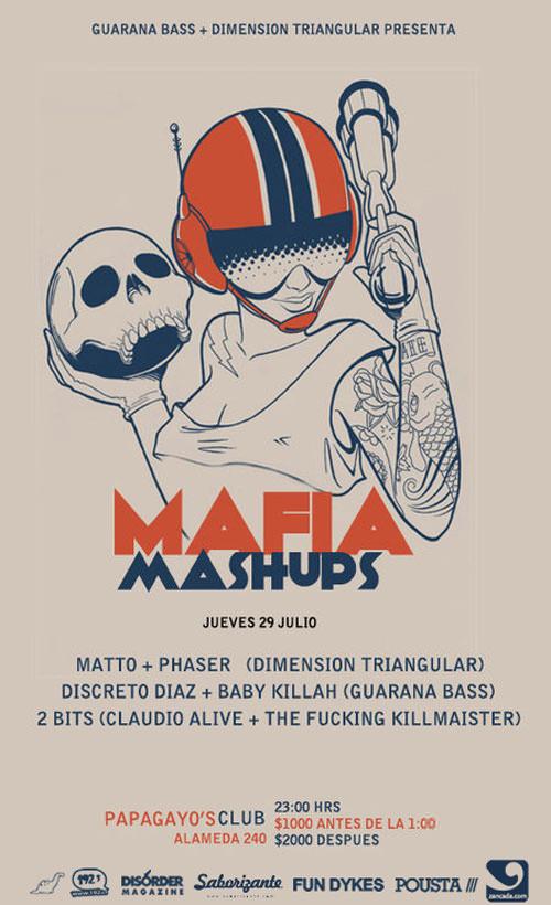 Mafia Mashups (Dimensión Triangular) 1