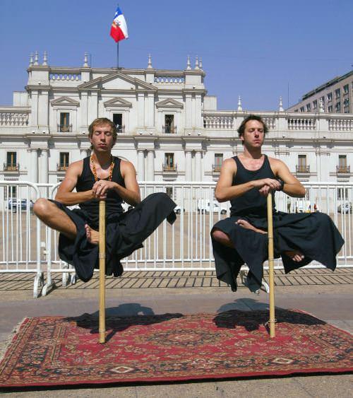 Invitados: Magic Twins 1