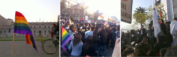 Notas sobre la marcha por la diversidad sexual 1