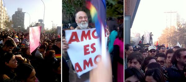 Notas sobre la marcha por la diversidad sexual 2