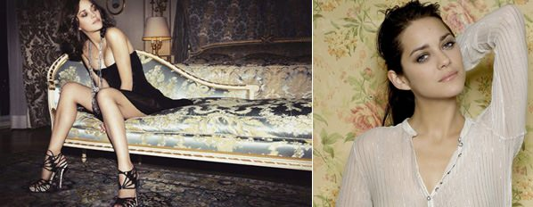 Marion Cotillard: mina 1