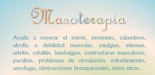 Masoterapia 1