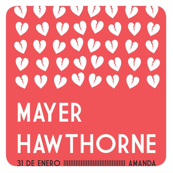 Mayer Hawthorne, otro verano en Chile 1