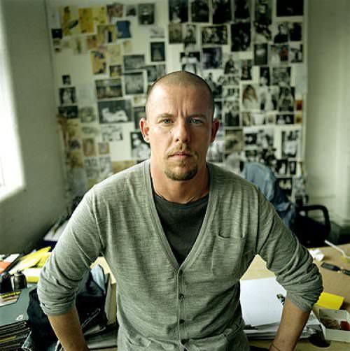 Murió el diseñador Alexander McQueen 1