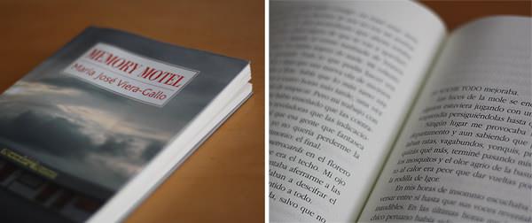 Memory Motel, el último libro de María José Viera-Gallo 1