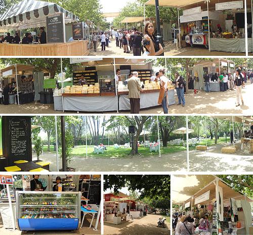 Fin de semana en Mercado Paula 1