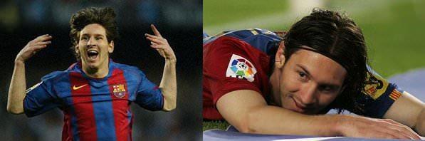 Lionel Messi: mino 1