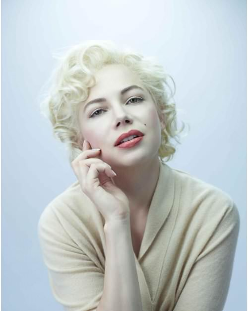 Michelle Willams será Marilyn Monroe 1