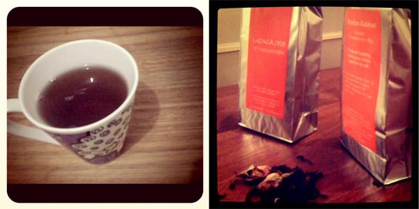 Los maravillosos tés de Milagritos 1