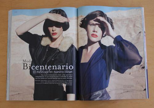 Revista Paula, edición Bicentenario 5