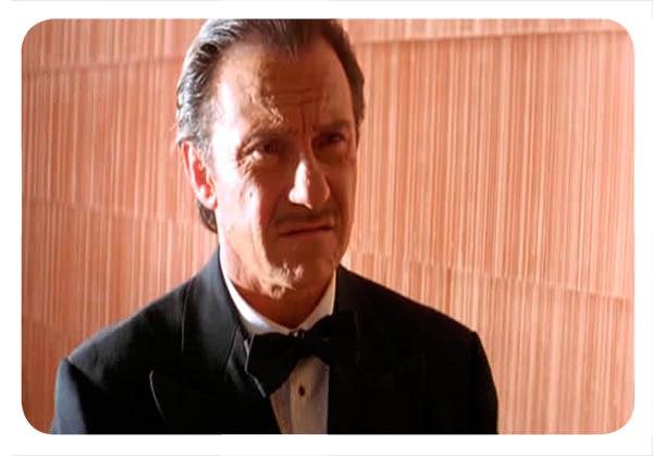 Las escenas: Mr. Wolf, Pulp Fiction 1