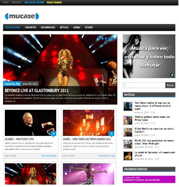 Web: Mucase.com 1