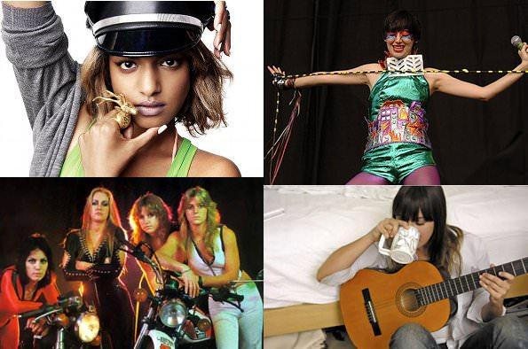 Mixtape: voces femeninas 1