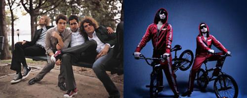 Dos bandas agendan show extras a Lollapalooza 1