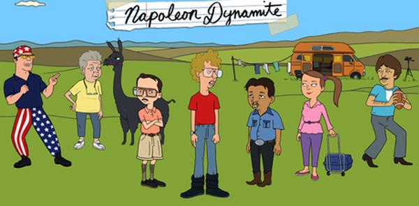 ¡Vuelve Napoleon Dynamite! 1