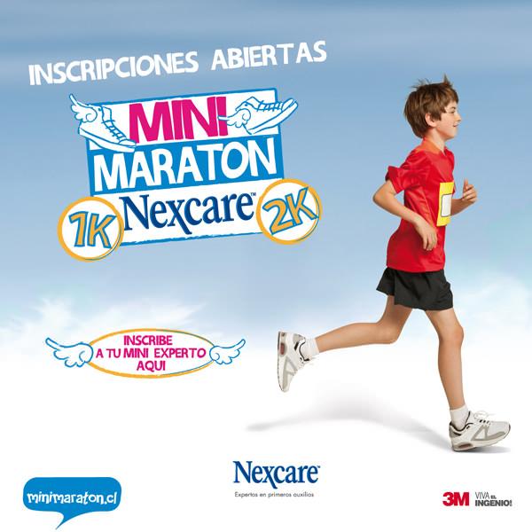 Mini Maratón Nexcare 1