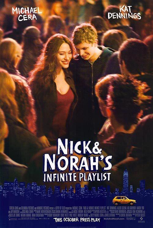 Nick and Norah's infinite playlist, hoy en HBO 1